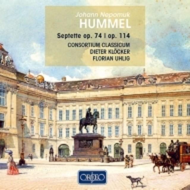フンメル(1778-1837)/Septets: Klocker / Consortium Classicum Uhlig(P)