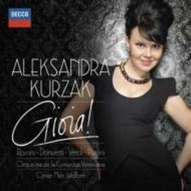 Soprano Collection/Gioia-opera Arias: Kurzak(S) Wellber / Comunitat Valenciana O