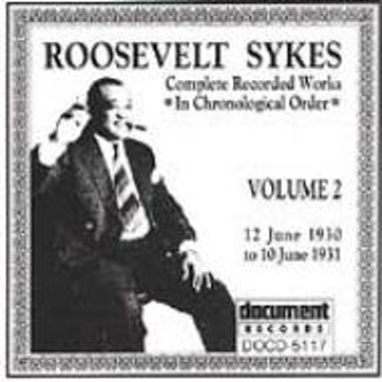 Roosevelt Sykes/Complete Works 2