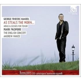 ヘンデル(1685-1759)/Arias & Scenes For Tenor: Padmore(T) Manze / English Concert Etc (+catalogue)