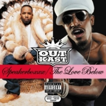 Outkast/Speakerboxxx / The Love Below (2017 Vinyl)(Ltd)