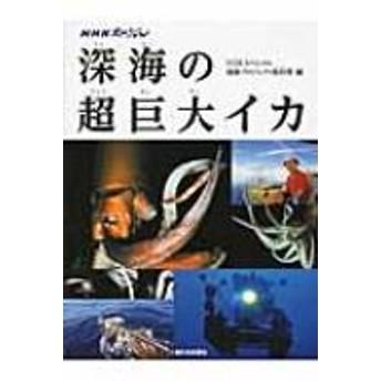 日本放送協会/深海の超巨大イカ