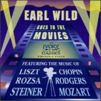 ピアノ作品集/Earl Wild Goes To The Movies