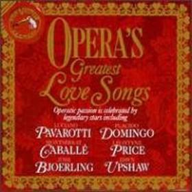 Opera Arias Classical/Opera's Greatest Love Songs