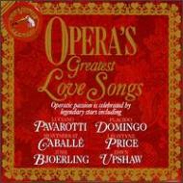 Opera Arias Classical/Opera's Greatest Love Songs
