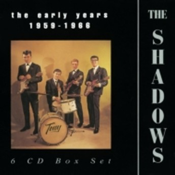 The Shadows (UK)/Early Years (Expanded Edition)