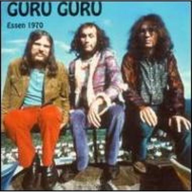 Guru Guru/Live In Essen 1970
