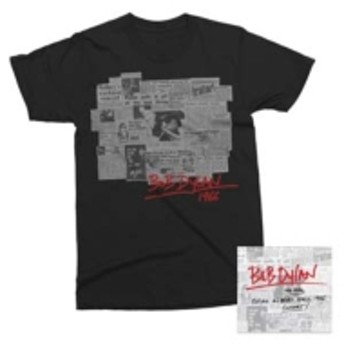 Bob Dylan/Real Royal Albert Hall 1966 + Exclusive T-shirt (Cd+t-shirt)(L Size)(Ltd)