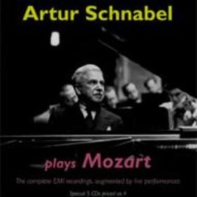 モーツァルト(1756-1791)/Piano Concerto.10 20 21 22 23 24 Quartet.1 Sonata.12: Schnabel