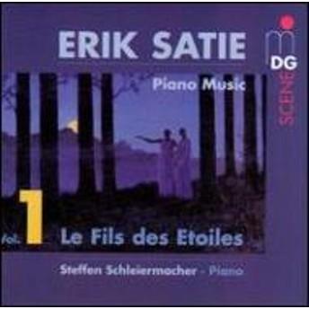 サティ(1866-1925)/Piano Works Vol.1: Schleiermacher