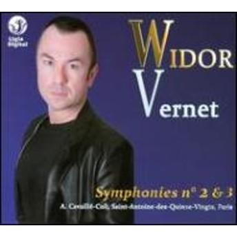 ヴィドール(1844-1937)/Complete Organ Works Vol.2: Vernet