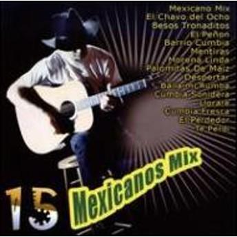 Various/15 Mexicanos Mix