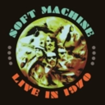 Soft Machine/Live In 1970 (Ltd)