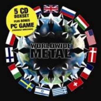 Various/Worldwide Metal (Box)