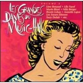 Various/Les Grands Dames Du Music Hallvol.2