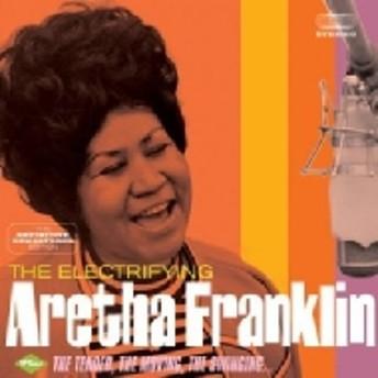 Aretha Franklin/Electrifying / Tender Moving Swinging