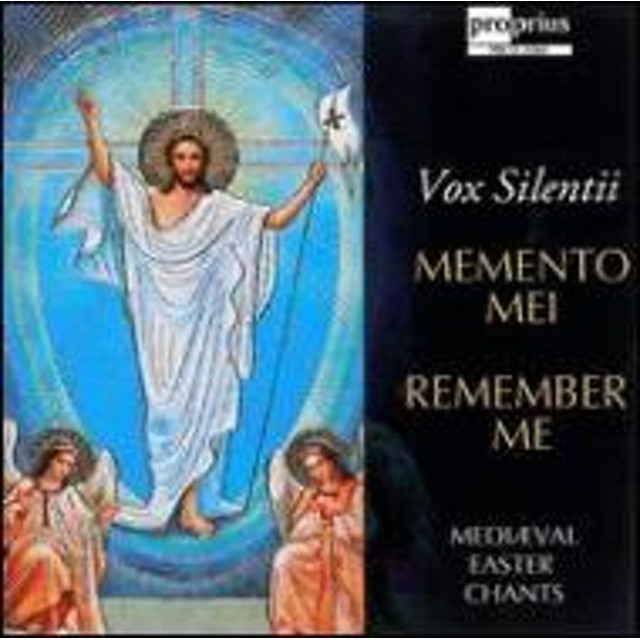 Medieval Classical/Memento Mei-medieval Easter Chants: Vox Silentii