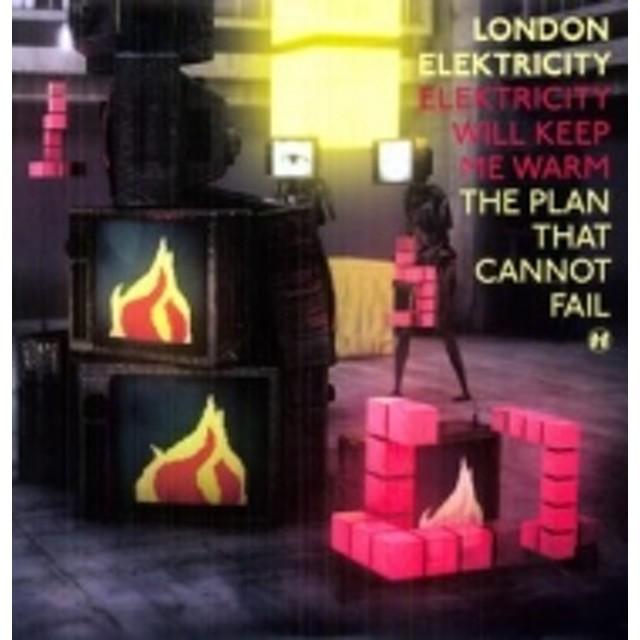 London Elektricity/Elektricity Will Keep Me Warm / The Plan That