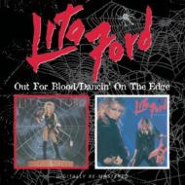 Lita Ford/Out For Blood / Dancin' On The Edge