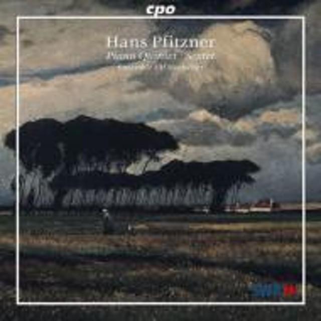 プフィッツナー(1869-1949)/Sextet Piano Quintet: Ensemble Ulf Hoelscher