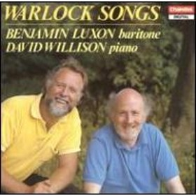 ウォーロック(1894-1930)/Songs: Luxon(Br) / Willson