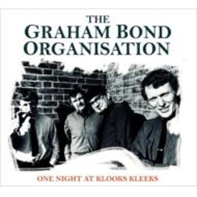 Graham Bond Organisation/For One Night Only