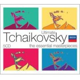 チャイコフスキー(1840-1893)/Ultimate Tchaikovsky: Haitink Ashkenazy Dutoit Szeryng