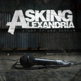 Asking Alexandria/Stand Up & Scream (Opaque Blue Vinyl)(+download)