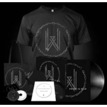 Wovenwar/Honor Is Dead: Super Deluxe Bundle 1 (Cd+dvd+lp+7inch+beanie+tote Bag+wristband+t-shirt)(S