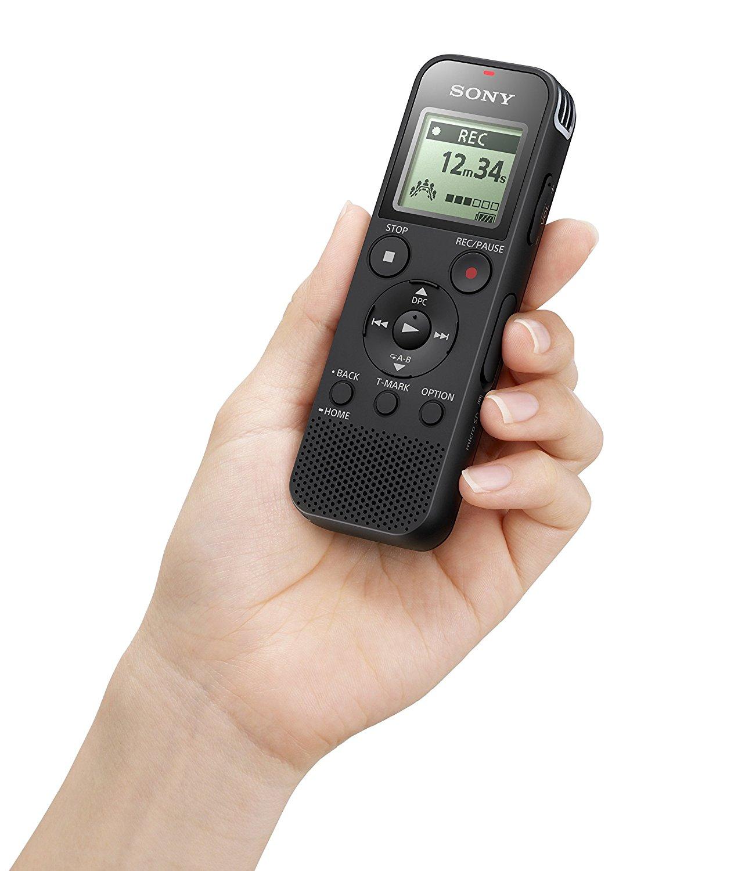 ★2/24前送原廠耳機  SONY ICD-PX470 數位錄音筆 4GB 可擴充 MP3錄音格式