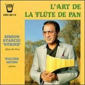 Instrument Classical/L'art De La Flute De Pan: Stanciu