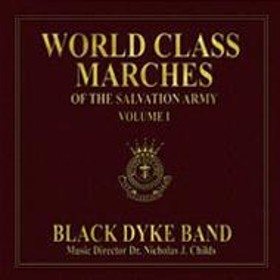 brass&wind Ensemble Classical/World Class Marches Of The Salvation Army Vol.1: Black Dyke Band