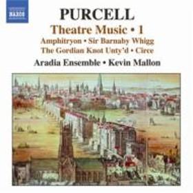 パーセル(1659-1695)/Theatre Music Vol.1: Mallon / Aradia Ensemble