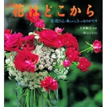 大西暢夫/花はどこから 花・花びん・水をめぐる3つのものがたり