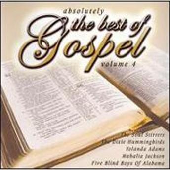 Various/Absolutely The Best Of Gospel: Vol.4