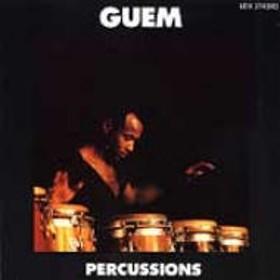 Guem/Percussions / Le Chant Du Monde