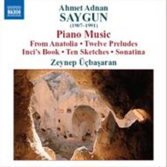サイグン(1907-1991)/Piano Works: Ucbasaran