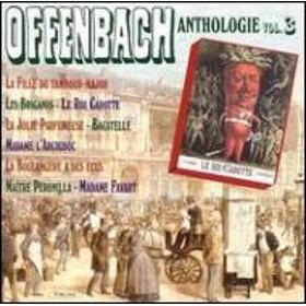 オッフェンバック(1819-1880)/歴史的録音による作品選集vol.3