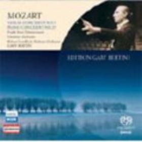 モーツァルト(1756-1791)/Violin Concerto.5 Piano Concerto: F.p.zimmermann Zacharias Bertini(Hyb)