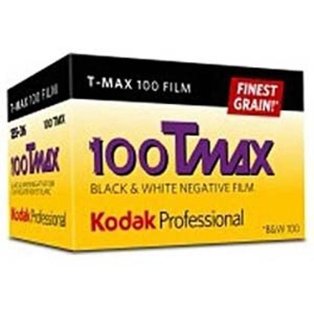 コダック プロフェッショナル T-MAX100 135-24枚撮り 100TMX13524