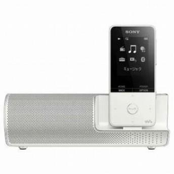 ソニー SONY デジタルオーディオプレーヤー WALKMAN S310シリーズ (16GB) NW-S315K WC ホワイト スピーカー付属【ワイドFM対応】