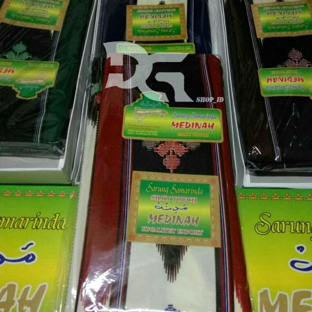 Sarung SAMARINDA Medinah: Rp 75.000