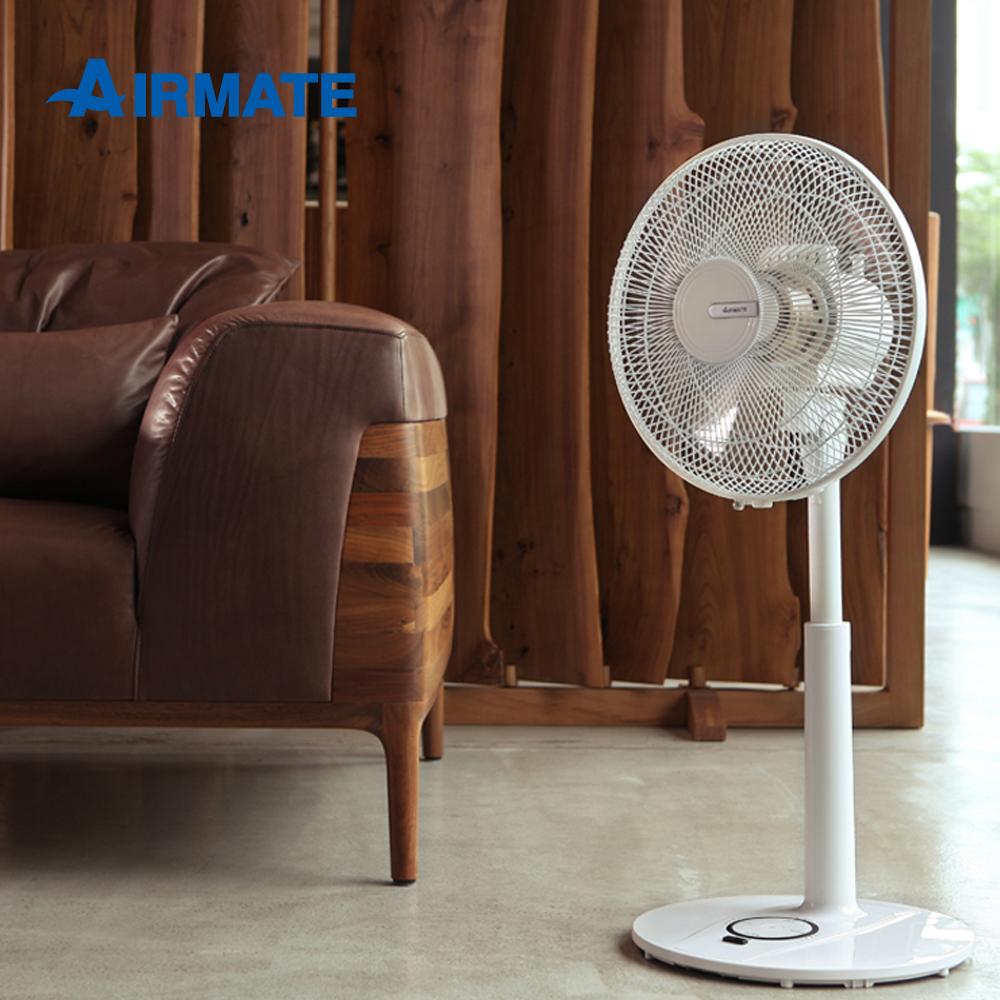 艾美特 12吋遙控立地電扇 AS3083R 3段風量調節 6小時預約定時 馬達保固10年