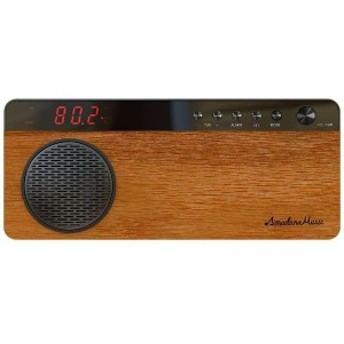 ユニバーサルミュージック FM ホームラジオ amadana Music Radio (ワイドFM対応) UVZZ-10065 「amadana TAG label」