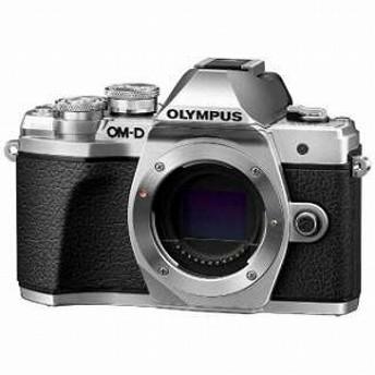 オリンパス ミラーレス一眼カメラ ボディ(レンズ別売) OM-D E-M10 Mark III (シルバー)