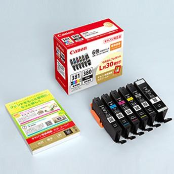 Canon 「純正」インクタンク BCI-381+380/6MP