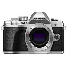 OLYMPUS E-M10 Mark III ボディ シルバー [ミラーレス一眼カメラ (約1605万画素)] デジタル一眼カメラ