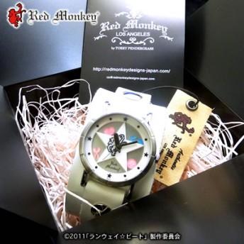 ランウェイ☆ビート×red monkey designs Collaboration Wristwatch/メイ(塚本芽衣)モデル