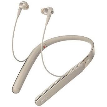 ソニー SONY 「ハイレゾ音源対応」Bluetooth対応 [ノイズキャンセリング機能搭載] カナル型イヤホン WI-1000X NM