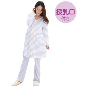 sweet nightieチビフリルボーダーパジャマ たまひよSHOP